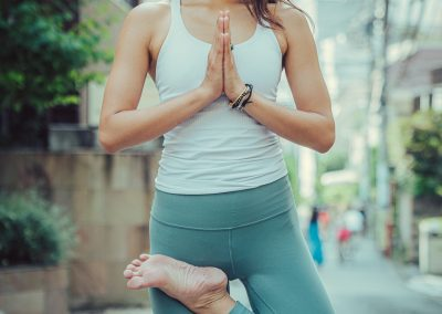 CONNECT WORKSHOP  | Time and Yoga with Isabel
