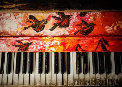 CREATE WORKSHOP | Art and Instrumental Music with Amber/Ana