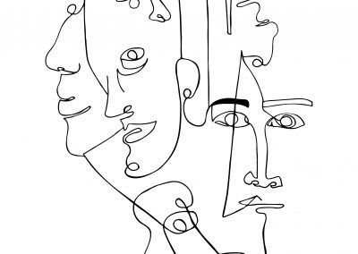 CREATE WORKSHOP | Meditative Drawing – Relations with Others with Amber/Ana